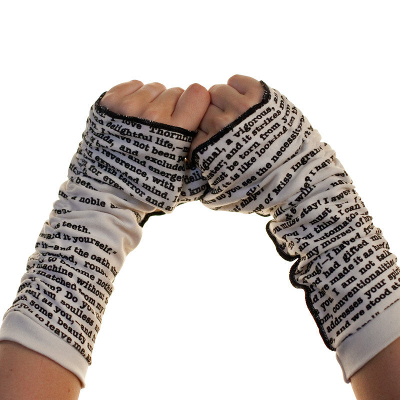 Jane Eyre Writing Gloves - Storiarts - 2
