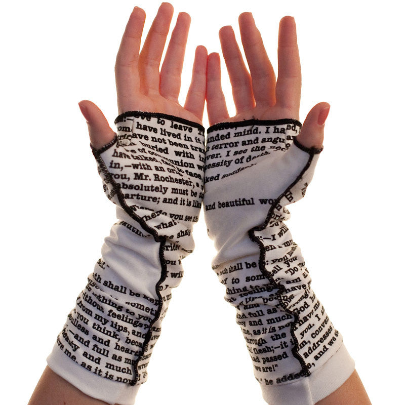 Jane Eyre Writing Gloves - Storiarts - 1