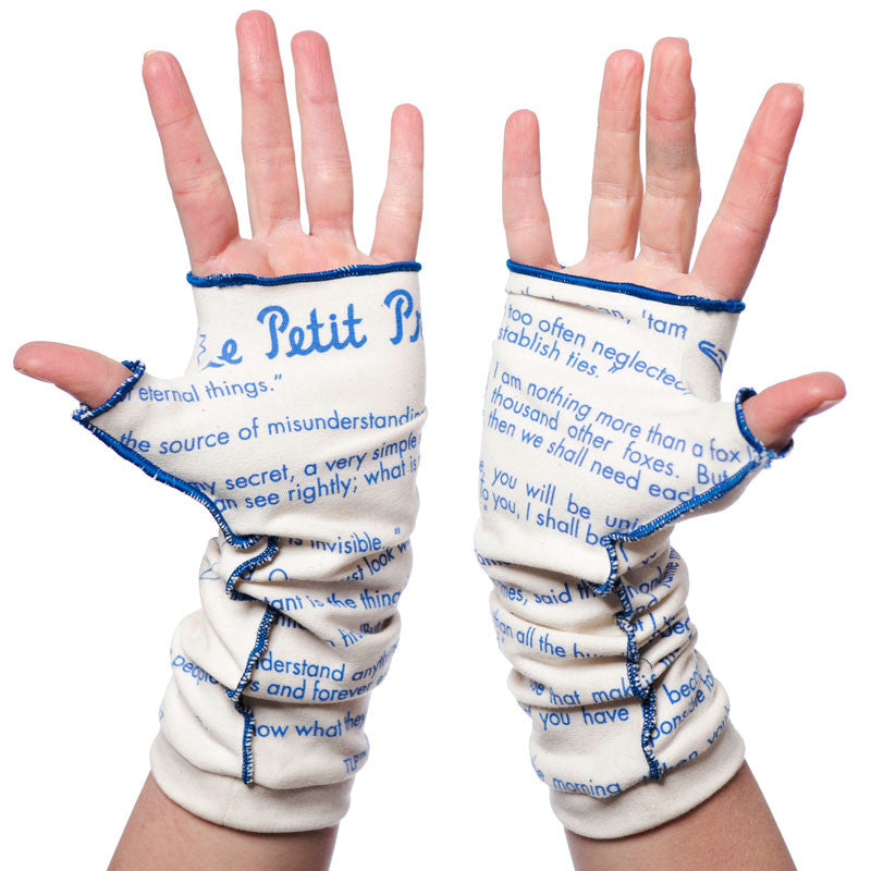The Little Prince Writing Gloves