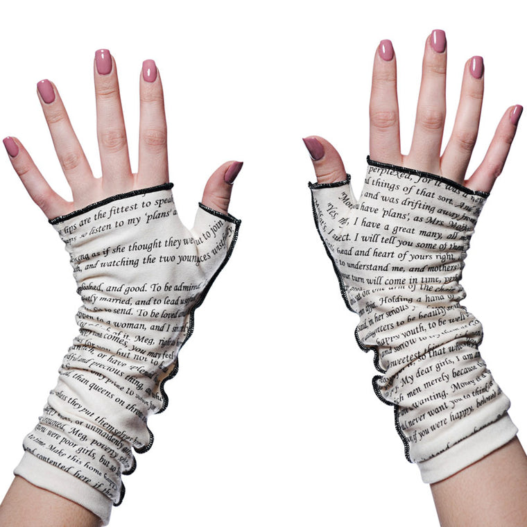 Little Women Writing Gloves - Storiarts - 1