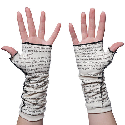 Little Women Writing Gloves