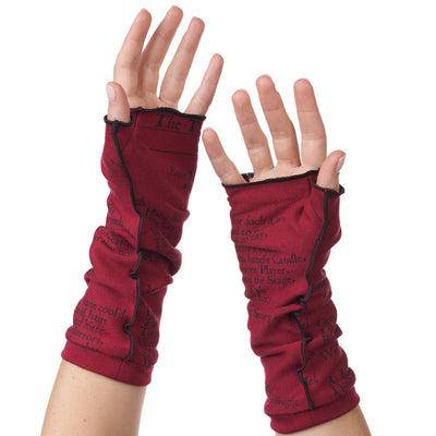 Macbeth Writing Gloves