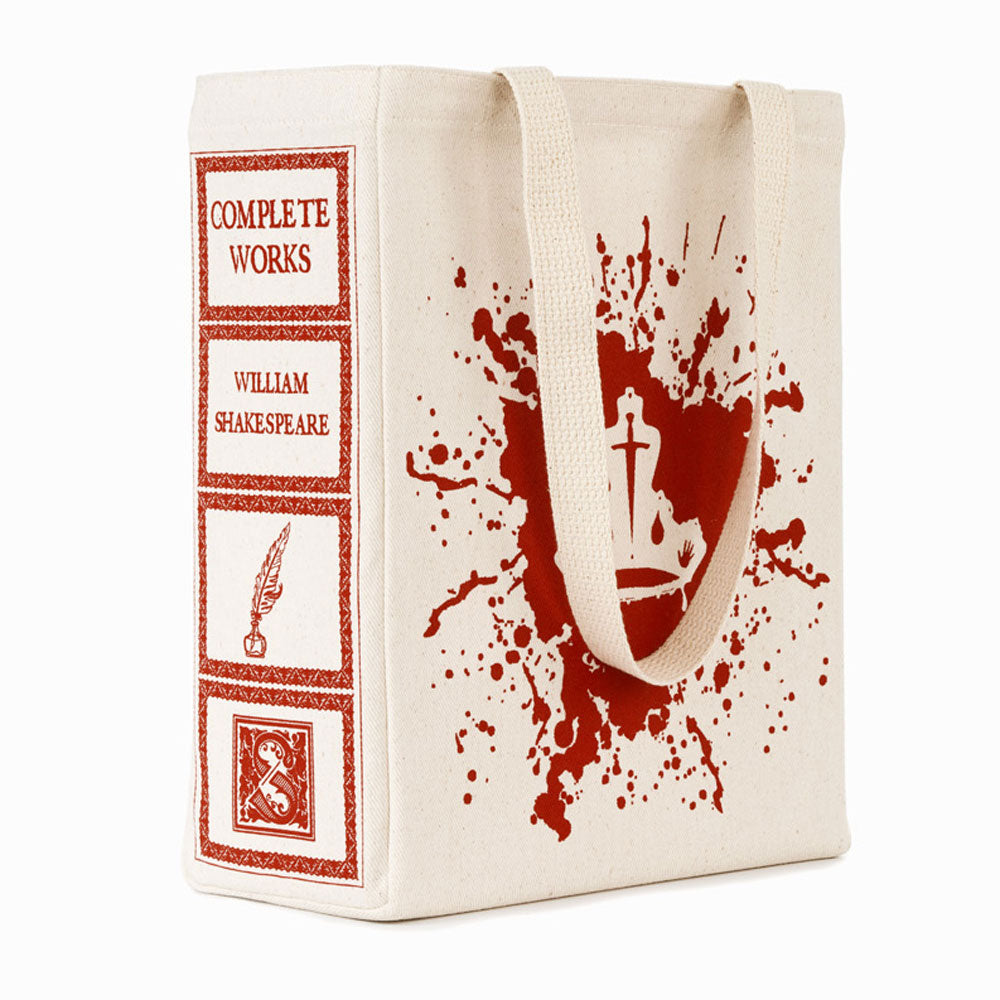 Macbeth Book Tote