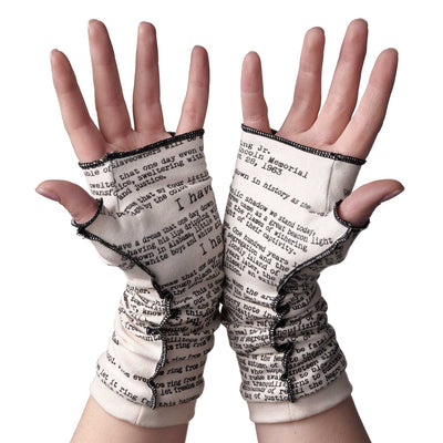 I Have A Dream Writing Gloves