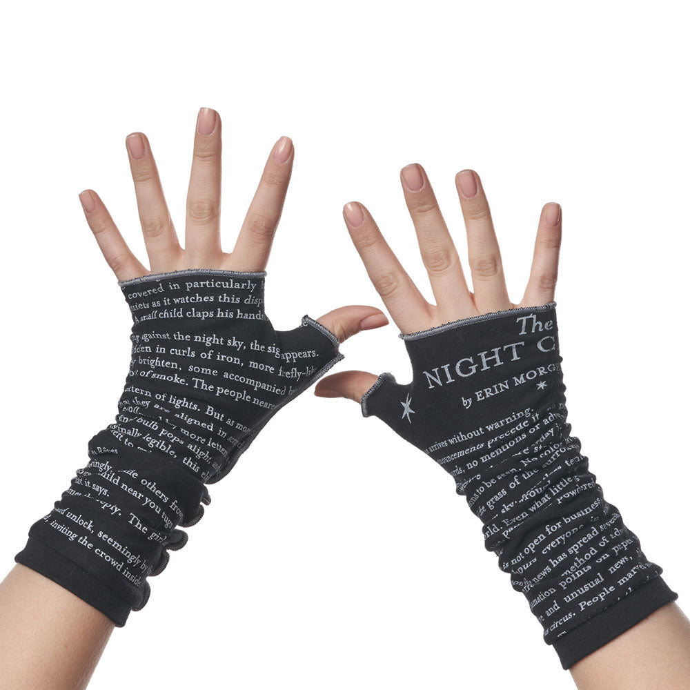 The Night Circus Writing Gloves
