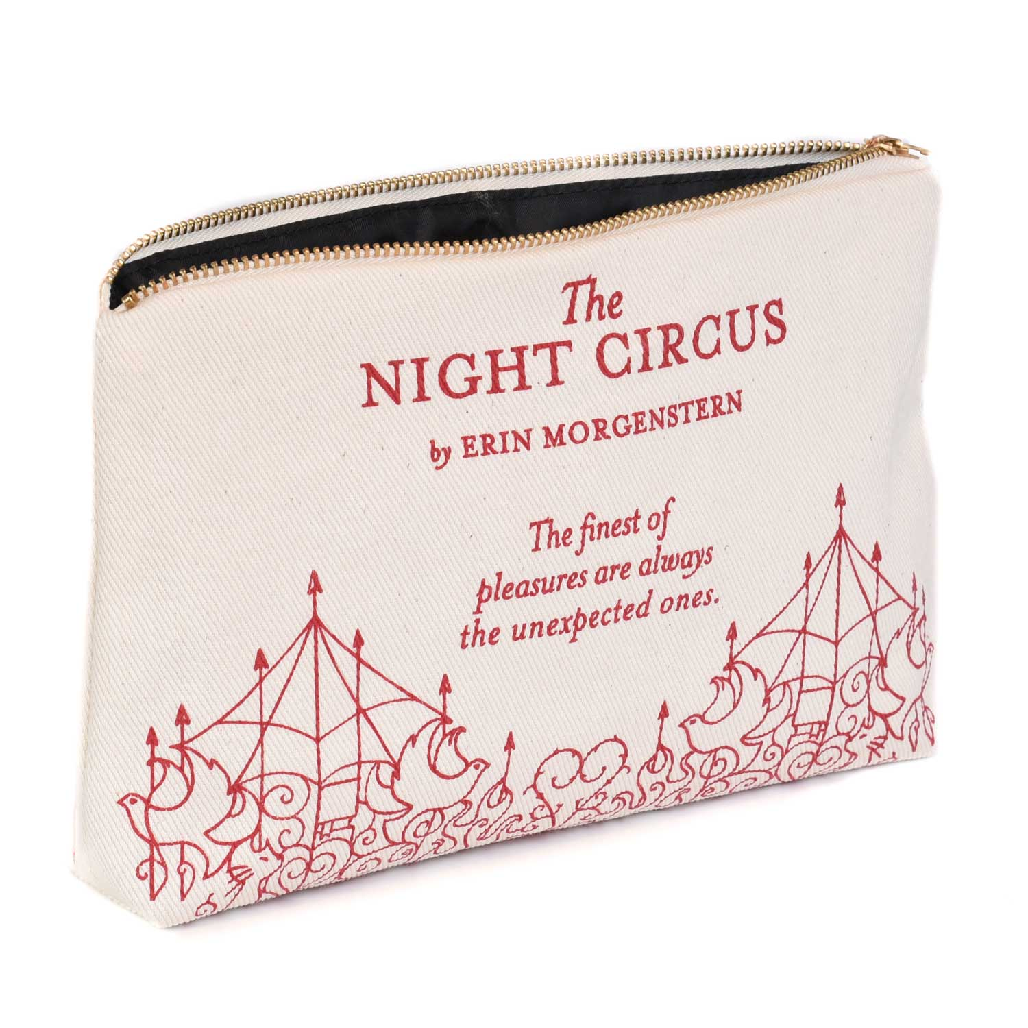 The Night Circus Book Pouch