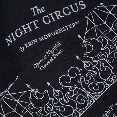 The Night Circus Book Scarf