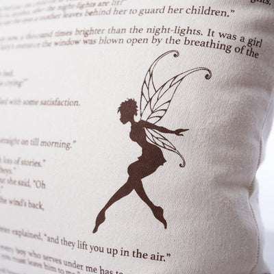Peter Pan Pillow Cover