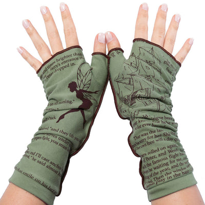 Peter Pan Writing Gloves - Storiarts - 1