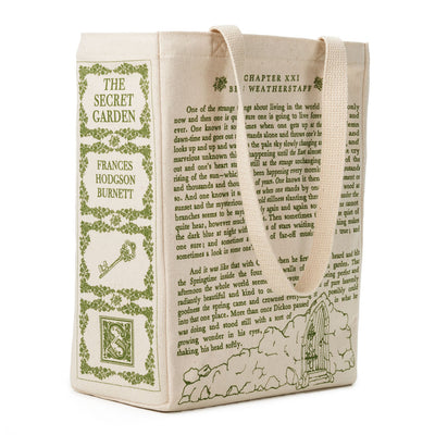 The Secret Garden Book Tote