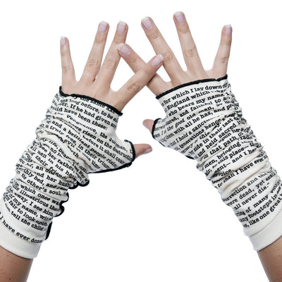 A Tale of Two Cities Writing Gloves - Storiarts - 2