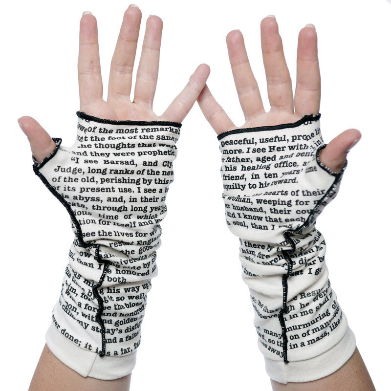 A Tale of Two Cities Writing Gloves - Storiarts - 1