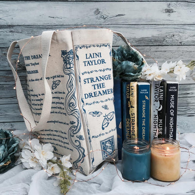 Strange the Dreamer Book Tote