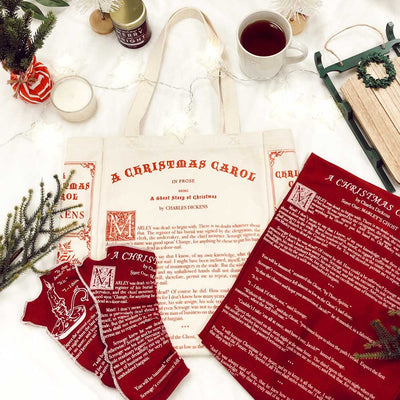 A Christmas Carol Writing Gloves (LIMITED EDITION)