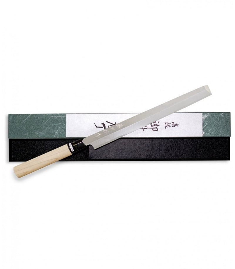 Tojiro F-1060 Molybdenum Vanadium Stainless Steel Chef's Takohiki(Sashimi) 240mm Knife
