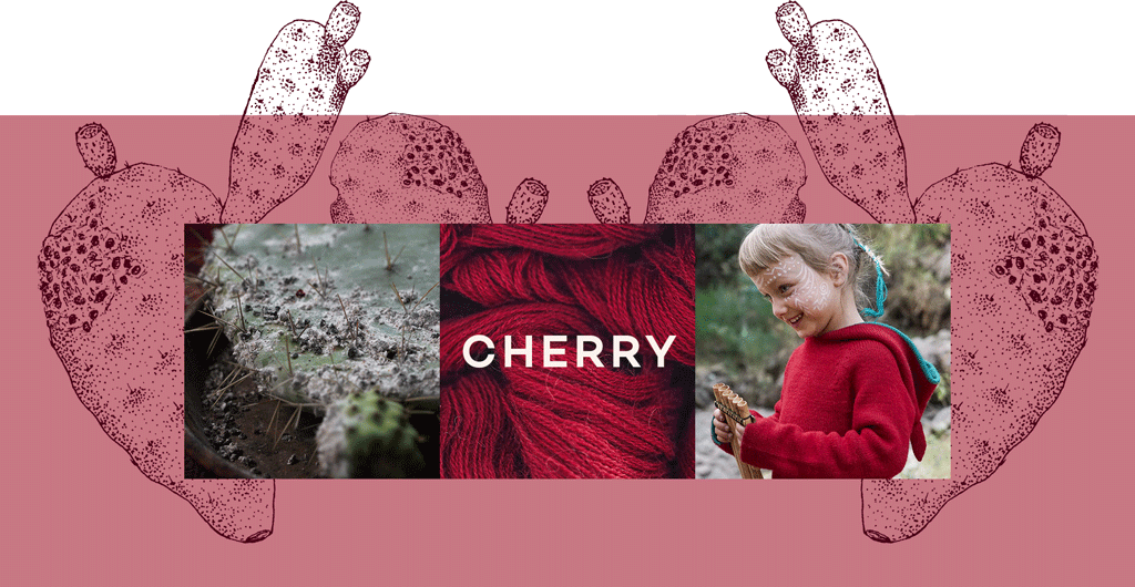 natural color cherry