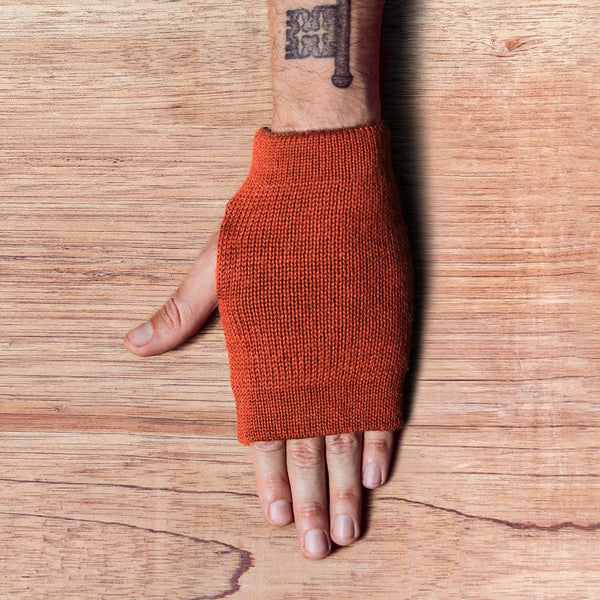 Handschuhe – FOX-ORANGE + STONE