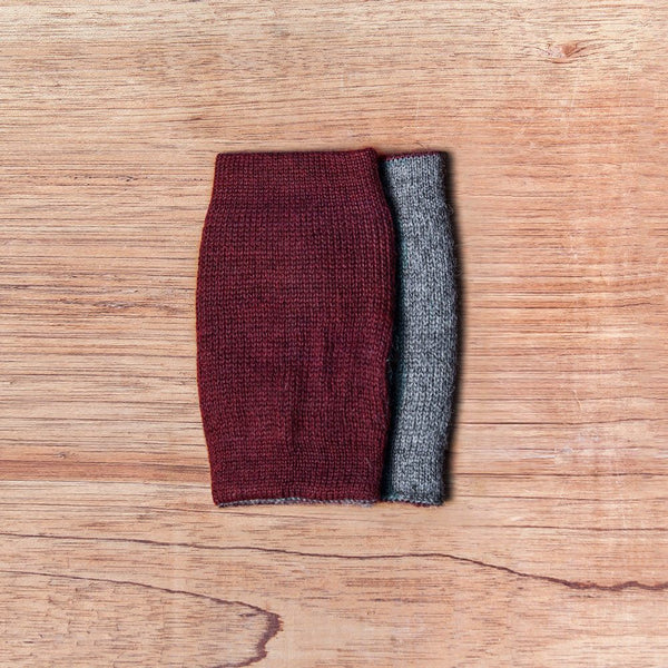 Gloves – AUBERGINE + STONE