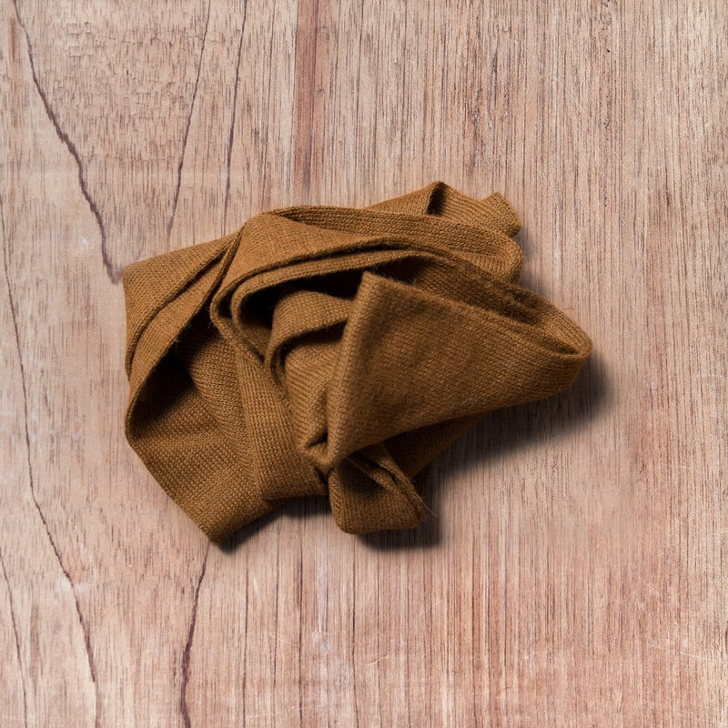Scarf – WOOD-BROWN