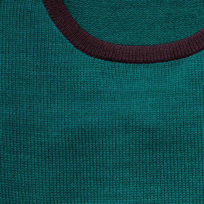 Sweater Women – OCEAN + AUBERGINE