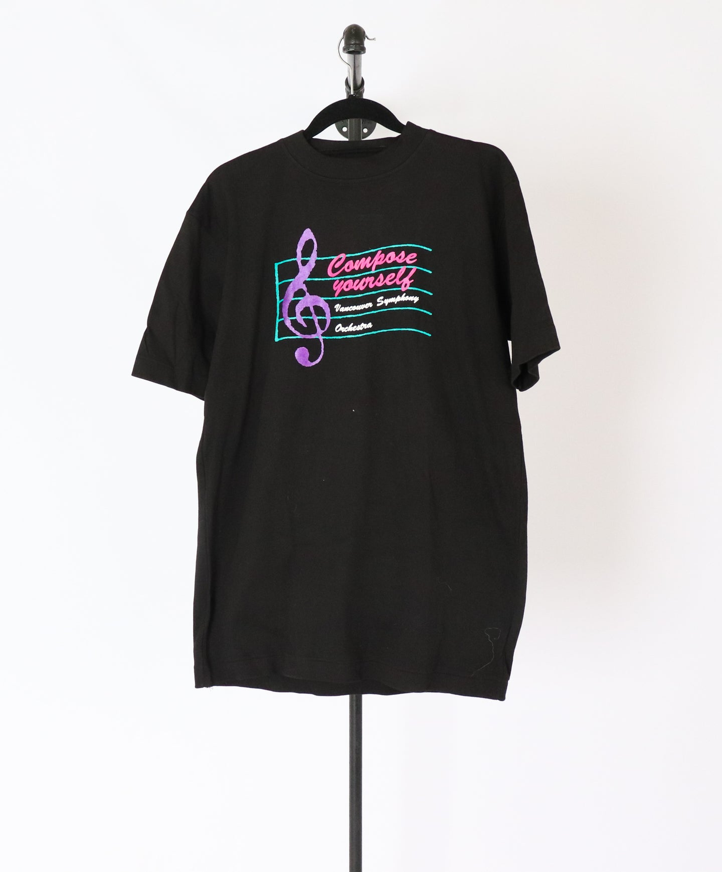 Vintage 'Compose Yourself' Tee (M)