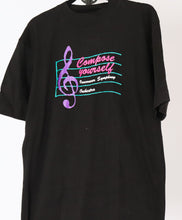 Load image into Gallery viewer, Vintage 'Compose Yourself' Tee (M)