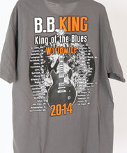 Load image into Gallery viewer, B.B. King 2014 Tee (XL)