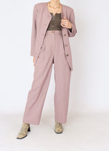 Load image into Gallery viewer, Vintage Plum Suit (XS,S)