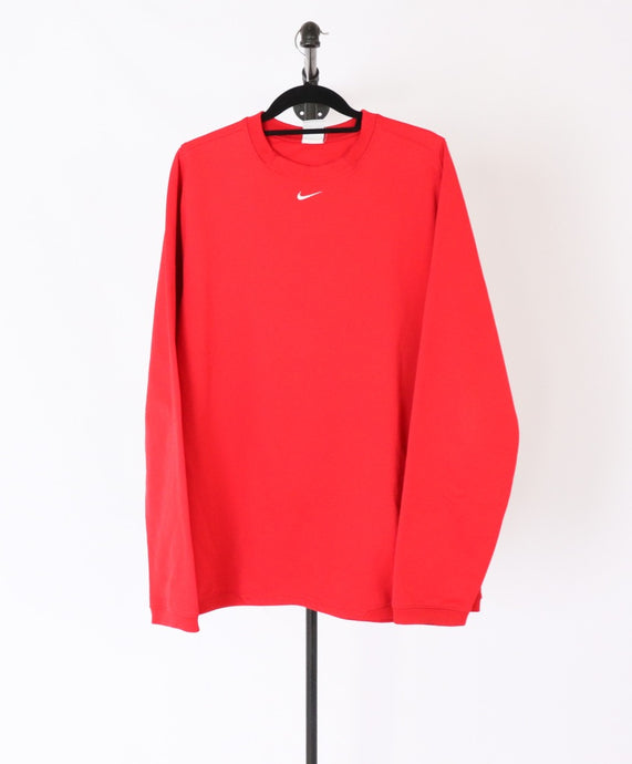 Nike Red Crewneck (Mens XL)