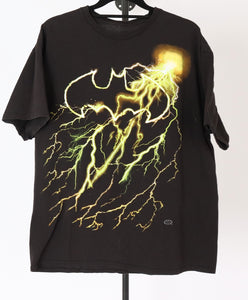 Batman Lightning Tee (L)