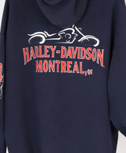 Load image into Gallery viewer, 2007 Harley Davidson Zip Hoodie (Mens L)