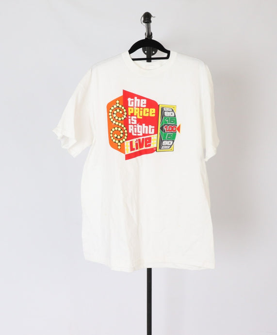The Price is Right Live Tee (Adult XL)
