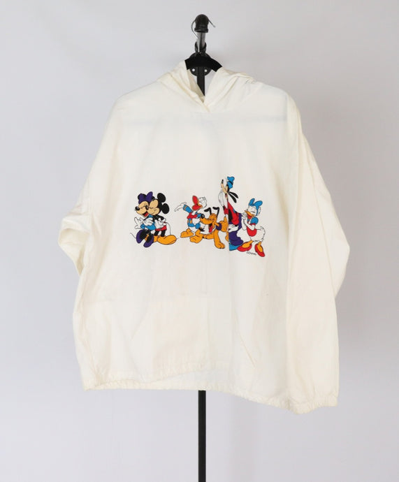 Vintage Mickey & Co Cotton Hoodie (L)