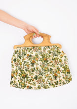 Load image into Gallery viewer, Vintage Floral Large Clutch