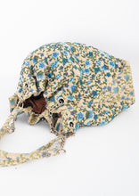 Load image into Gallery viewer, Vintage Blue Beaded Bag