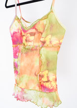 Load image into Gallery viewer, Vintage Summer Floral Tank (S)