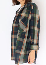 Load image into Gallery viewer, Vintage Lightweight Cotton Plaid Shirt (S-L)