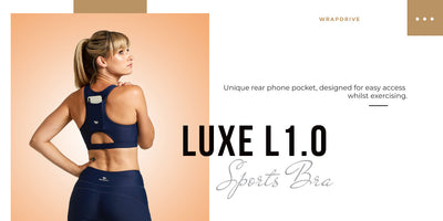 WRAPDRIVE LUXE 1.0 Sports Bra