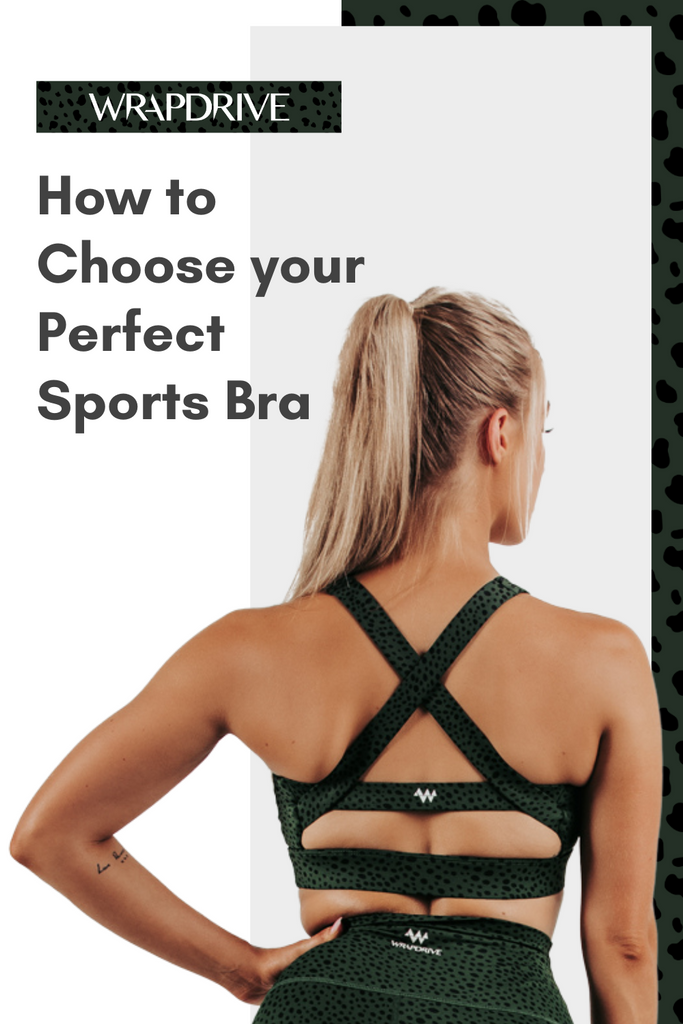 how to buy perfect sports bra