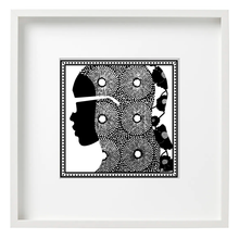 Load image into Gallery viewer, Art Print - Dakar, TX (Black/White)