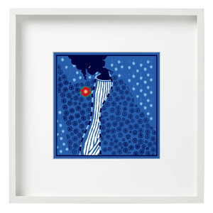 Art Print - Me Time (Blue)