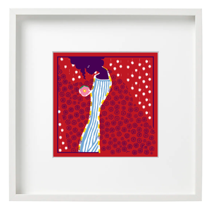 Me Time (Red) - Art Print