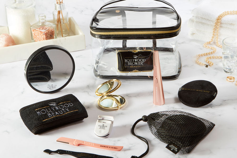 The Hollywood Browzer Beauty Gift Guide