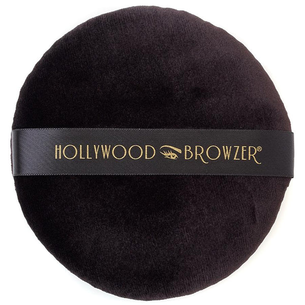 HOLLYWOOD BROWZER Deluxe Microfiber Puff-hollywoodbrowzer
