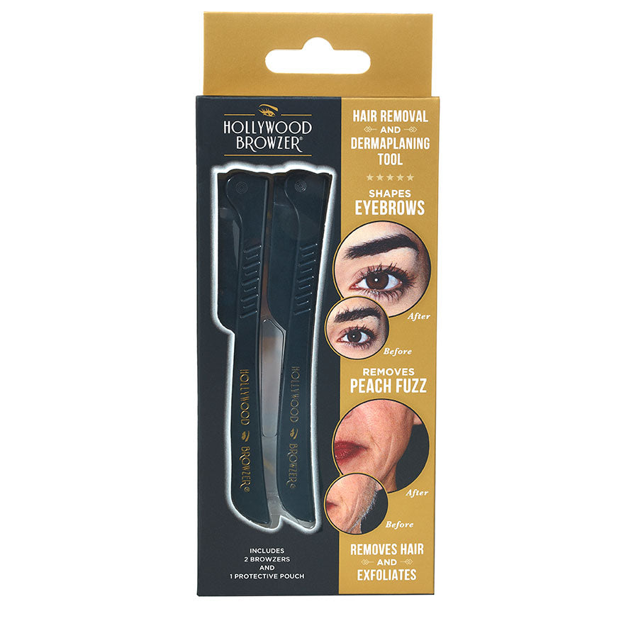 HOLLYWOOD BROWZER DUO (Value Pack)