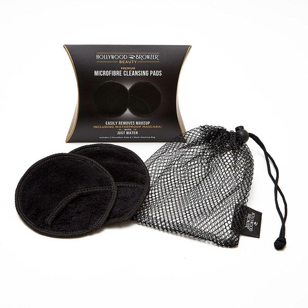 MICROFIBER CLEANSING PADS
