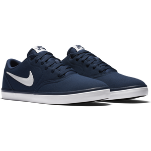 Tênis Masculino Nike SB Check Solarsoft Canvas Adulto - 843896-400