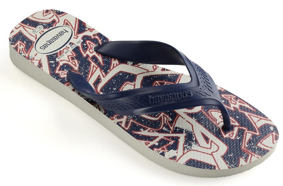 Chinelo Masculino Havaianas Top Max Street