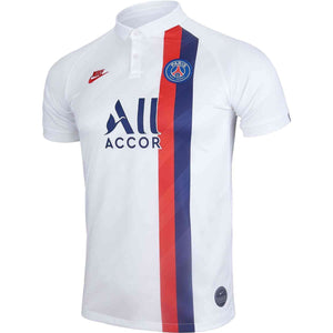 Camisa de Futebol Nike Paris Saint-Germain III 2019/2020 - at0033-102