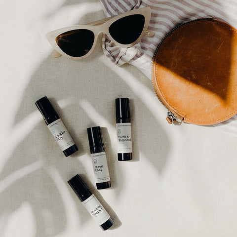 Aligned Health Co. - Essential Oil Roller Blends - Travel collection